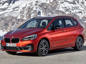 Фотография BMW 2 Active Tourer 2019 года
