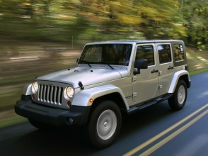 Jeep Wrangler Unlimited 5-дв.